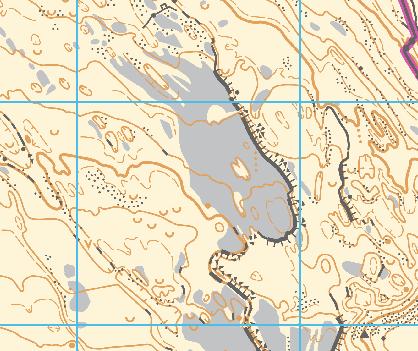 Arncliffe map excerpt