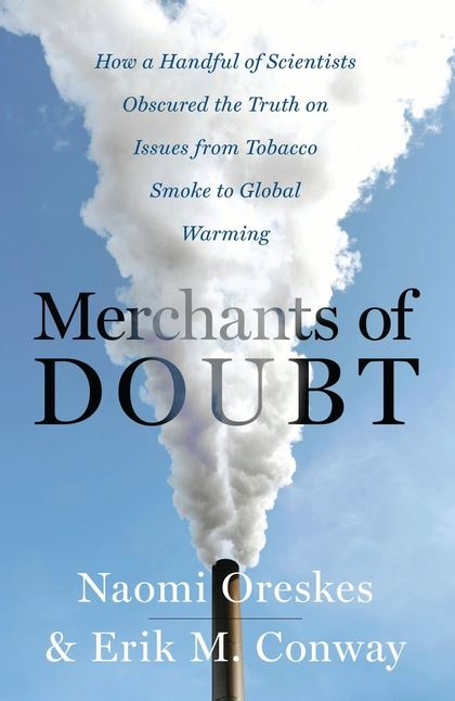 Merchants of Doubt cover