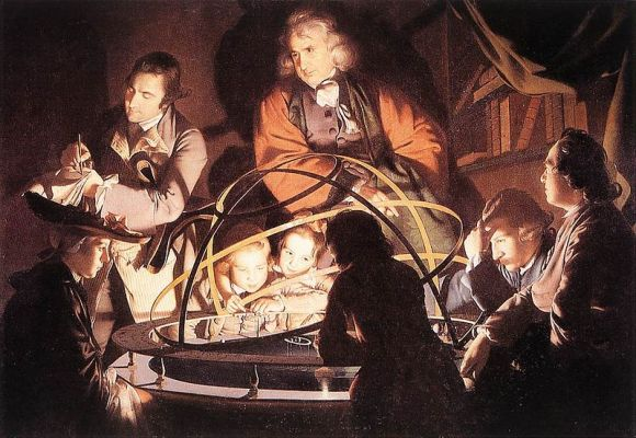 progress Joseph Wright
